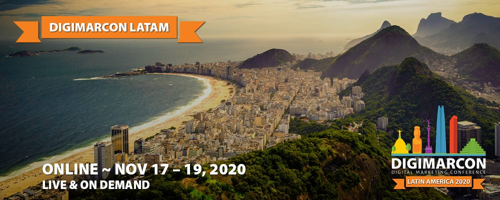 DigiMarCon Latin America 2020 Register