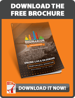Download DigiMarCon Latin America 2020 Brochure